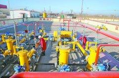 霸州中石油昆仑燃气公司开展巡检保安全用气