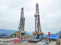 渤海钻探高效作业