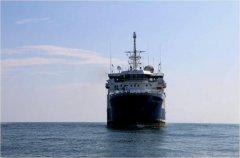 东方先锋号船队顺利完成南美阿根廷项目采集任务