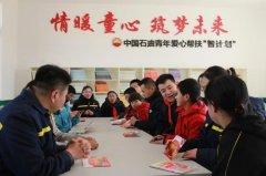 辽宁朝阳销售分公司团委为朝阳北票市北四家乡学校捐建爱心书屋