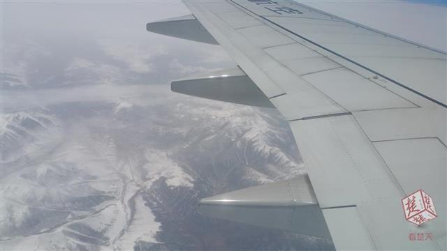 武汉直飞拉萨航线开通!飞行时长约3.5小时