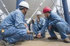 锦州石化公司气体分馏车间细致部署汛期防雷工作