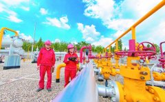 西南油气田全力保障四川广安地区天然气安全生产和平稳输供