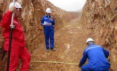管道二公司闽粤支干线一标段首次管沟开挖作业通过验收