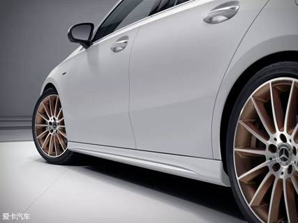 奔驰将推出A 200 L运动轿车先型特别版