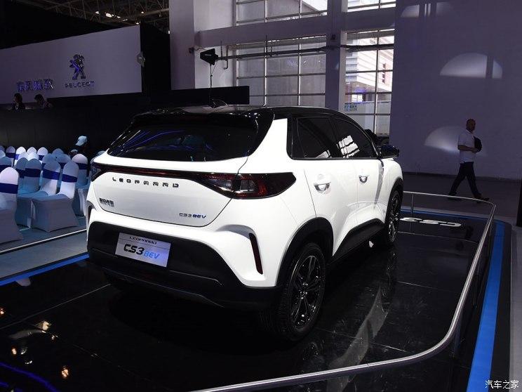 猎豹汽车 猎豹CS3 BEV 2018款 基本型