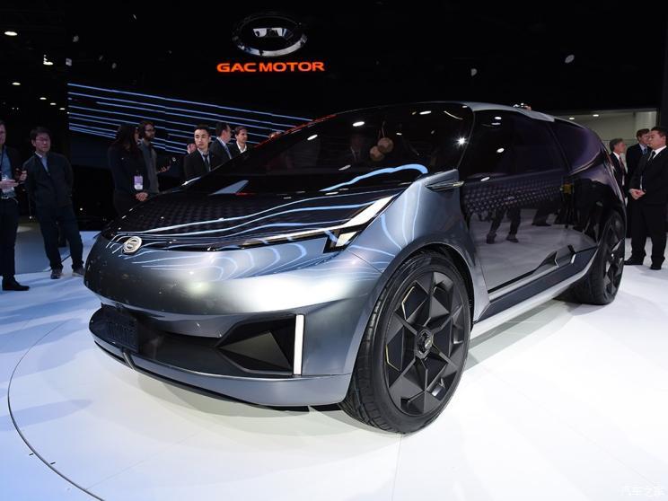 广汽新能源 ENTRANZE 2019款 Concept