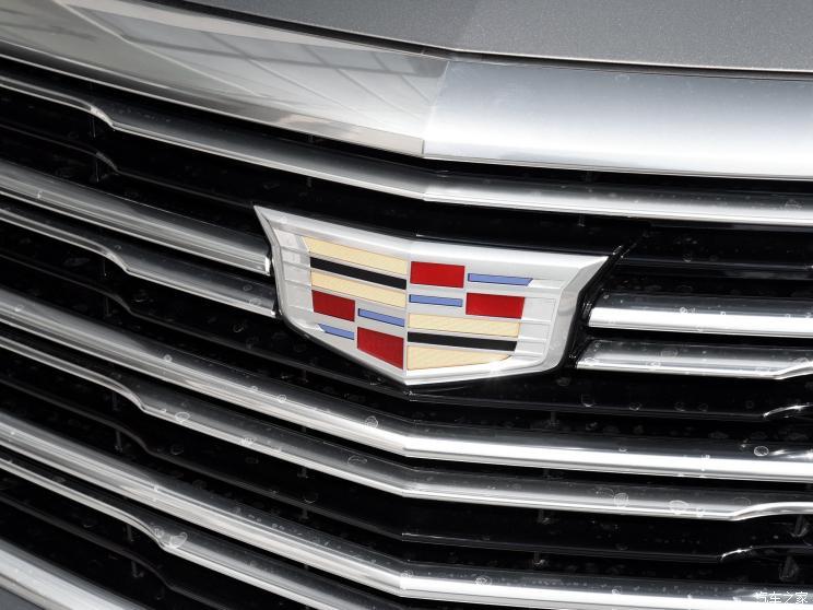 上汽通用凯迪拉克 凯迪拉克XT5 2018款 25T 豪华型