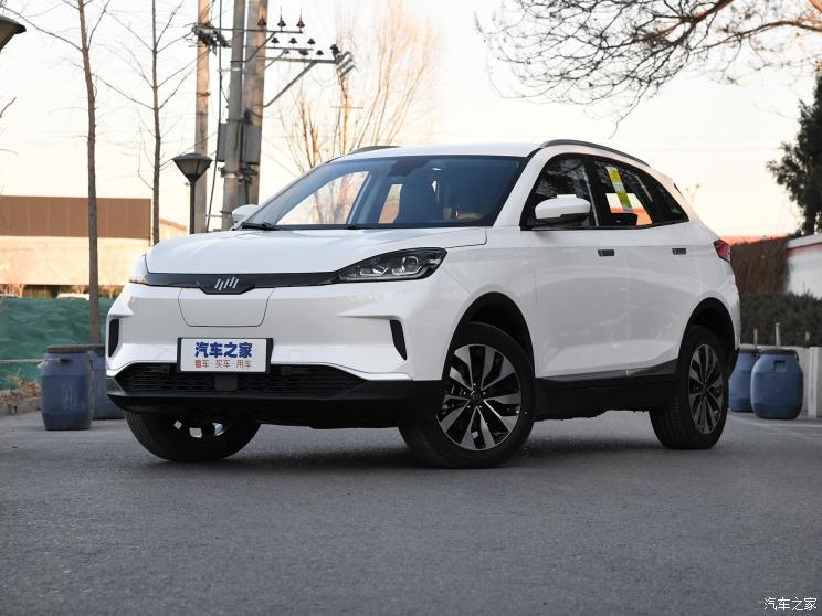 威马汽车 威马EX5 2018款 EX5 400 Lite探索版