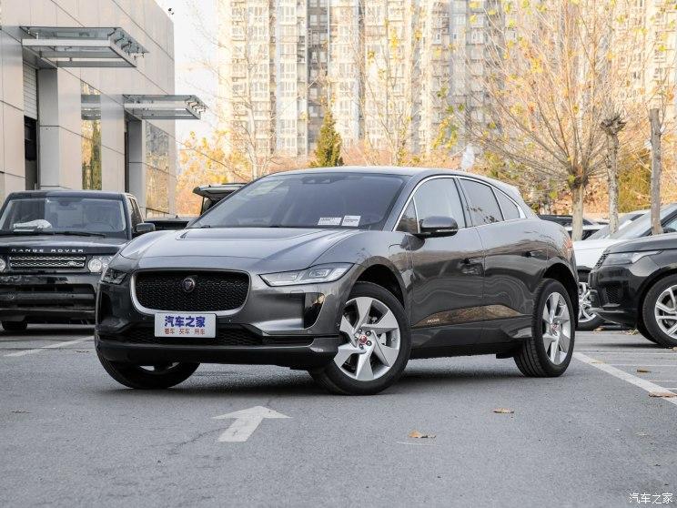 捷豹 捷豹I-PACE 2018款 EV400 SE