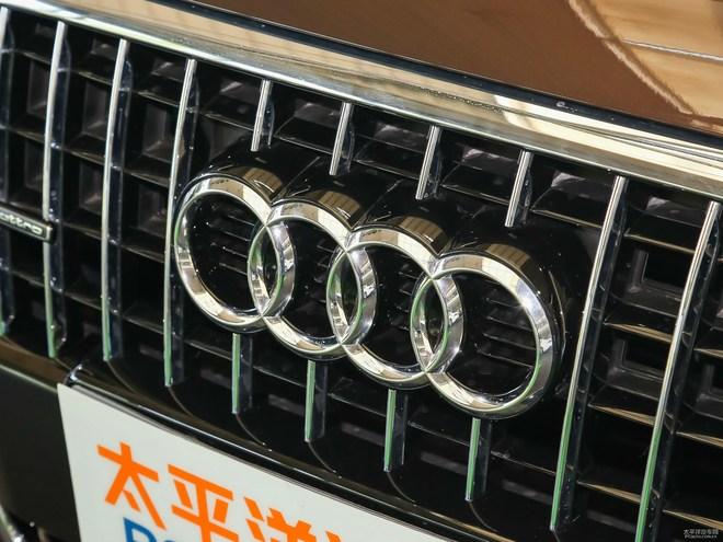 奥迪年度新闻发布会 大力发展电动化车型