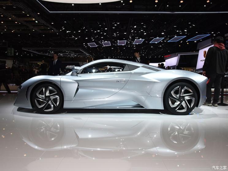 北汽新能源 ARCFOX-GT 2019款 基本型
