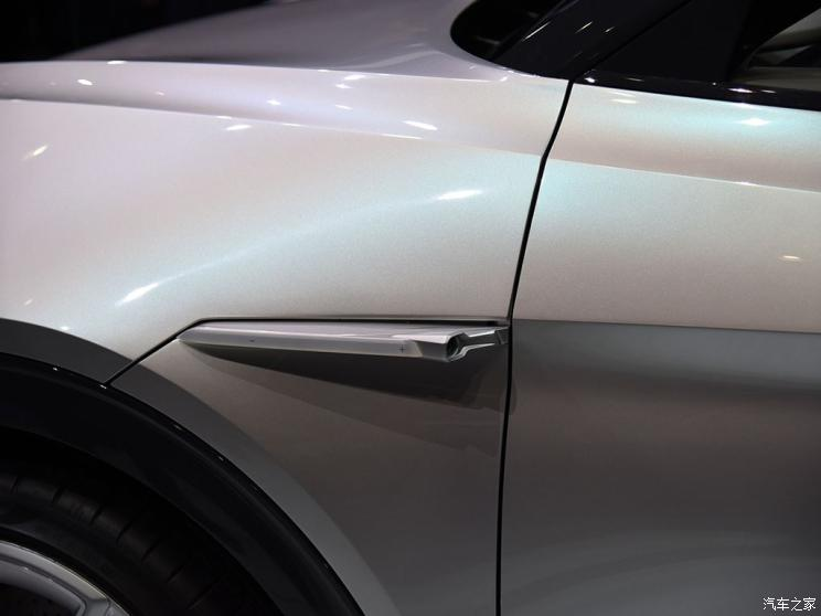 北汽新能源 ARCFOX ECF Concept 2019款 基本型