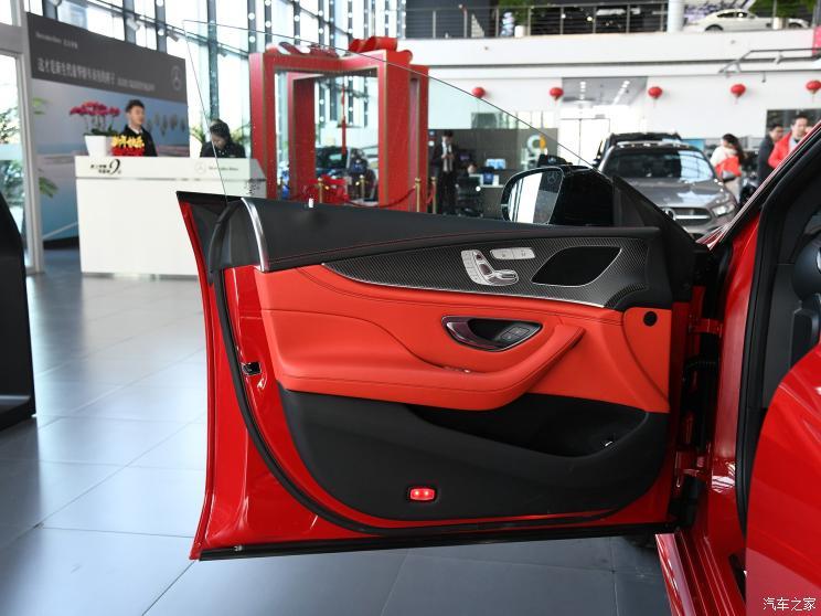梅赛德斯-AMG AMG GT 2019款 AMG GT 50 四门跑车
