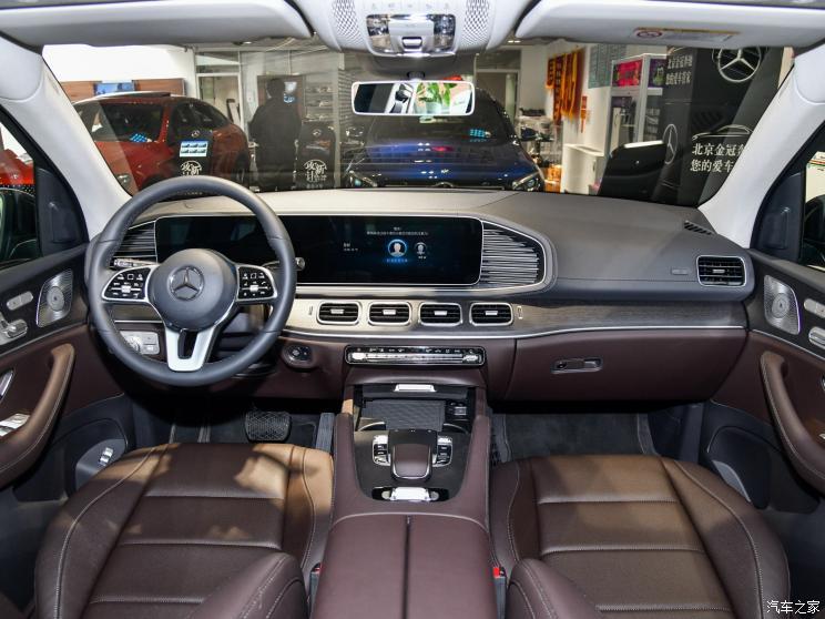 奔驰(进口) 奔驰GLE 2020款 GLE 450 4MATIC 时尚型