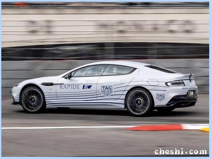 阿斯顿·马丁纯电跑车曝光竞争特斯拉Model S-图3