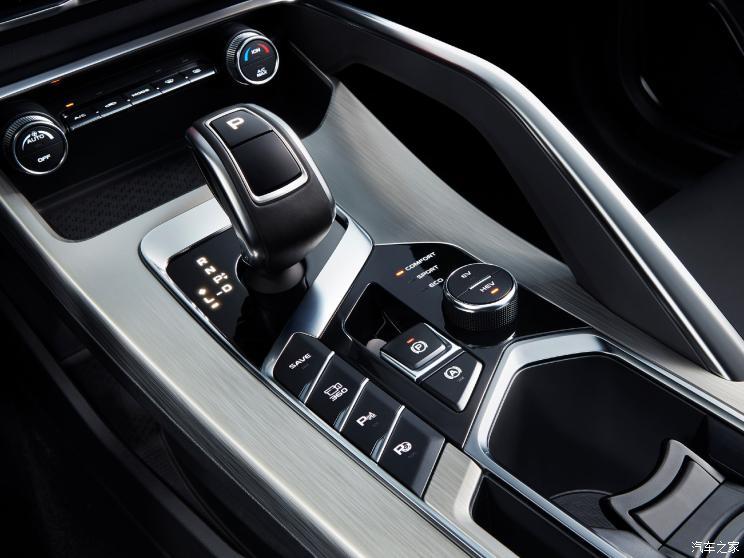 吉利汽车 缤越新能源 2019款 基本型