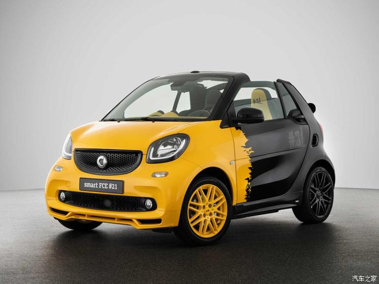 smart smart fortwo 2019款 Final Collectors Edition