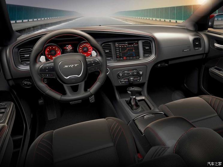 SRT Charger SRT 2019款 SRT Hellcat Octane Edition