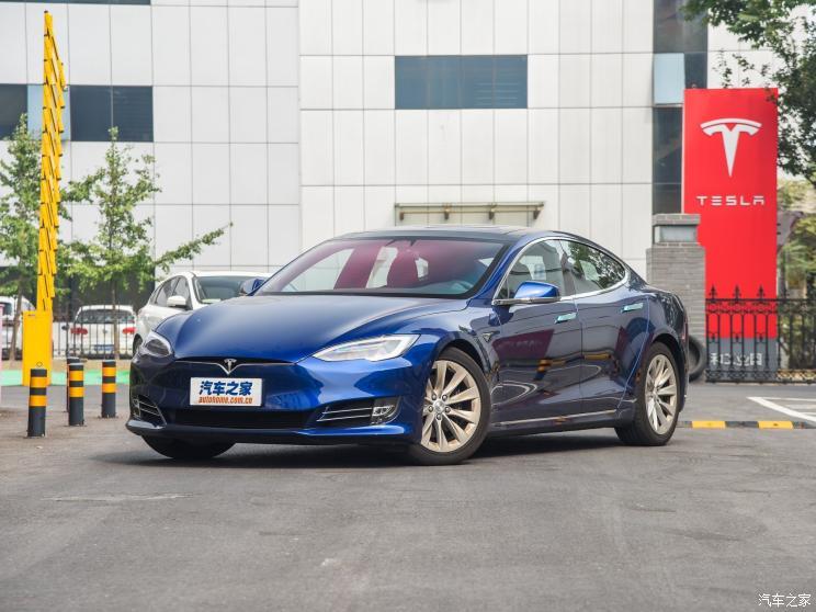 特斯拉 Model S 2019款 Performance 高性能版