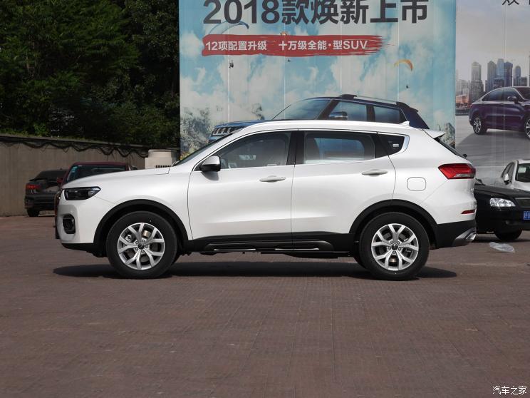 长城汽车 哈弗H6 2019款 1.5GDIT 自动冠军版 国VI