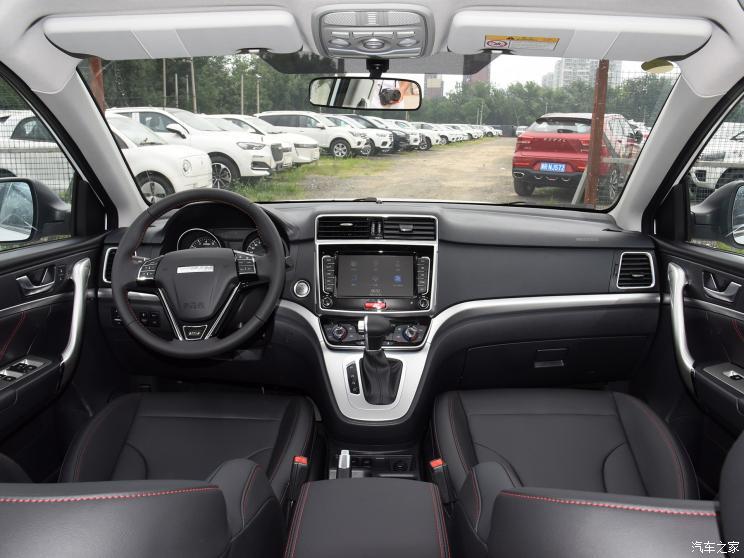 长城汽车 哈弗M6 2019款 1.5T 自动基本型