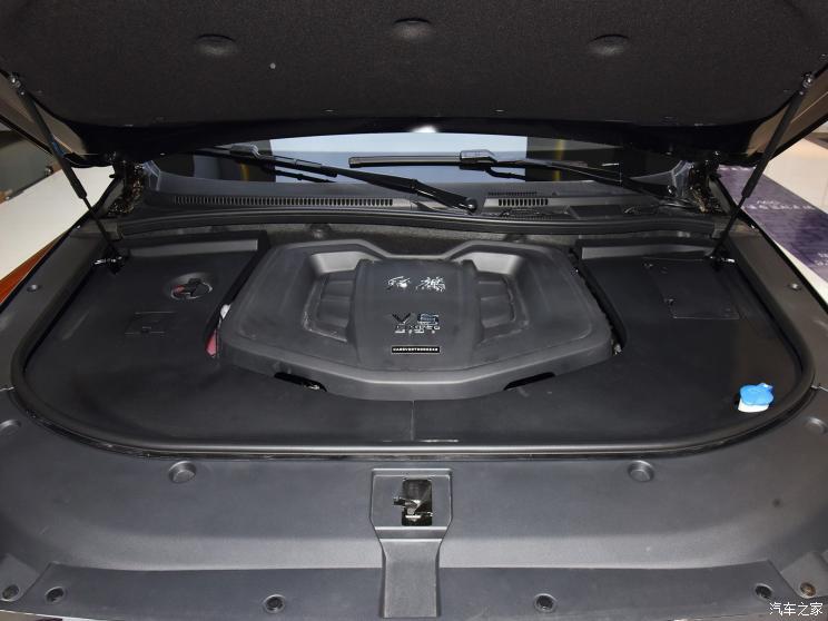 一汽红旗 红旗HS7 2019款 3.0T 自动四驱智联旗领版