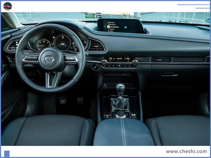 马自达新款CX-30售价曝光百公里油耗仅5.1L-图4