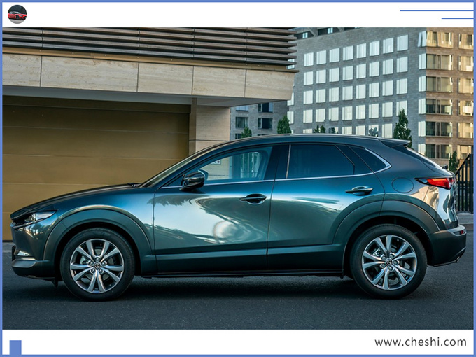 马自达新款CX-30售价曝光百公里油耗仅5.1L-图2