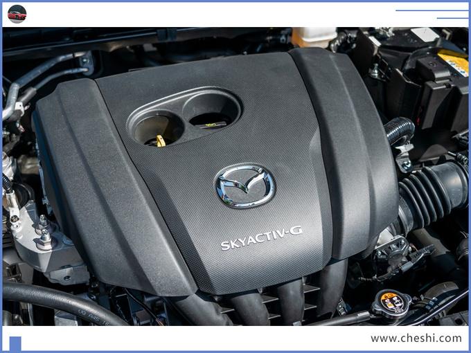 马自达新款CX-30售价曝光百公里油耗仅5.1L-图6