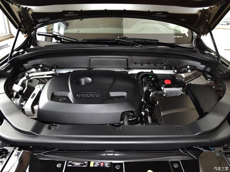 沃尔沃亚太 沃尔沃XC60 2019款 T5 四驱智雅豪华版 国VI
