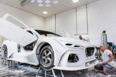 巴斯夫全新型材料将应用于高端车