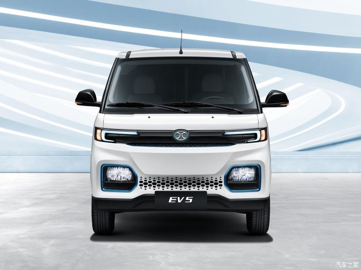 北汽昌河 北汽昌河EV5 2019款 270KM续航版