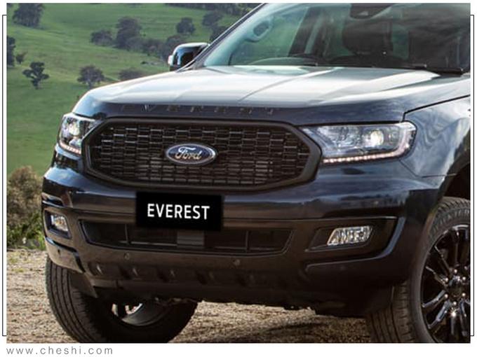 福特全新撼路者发布 新增3.2L引擎/售价34.7万元-图4
