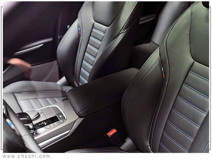 宝马320i M Sport特别版搭2.0T/增多项配置-图3