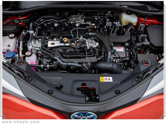 丰田新款C-HR官图曝光搭1.8L引擎/油耗大降-图8