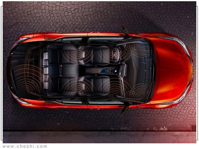 丰田新款C-HR官图曝光搭1.8L引擎/油耗大降-图5