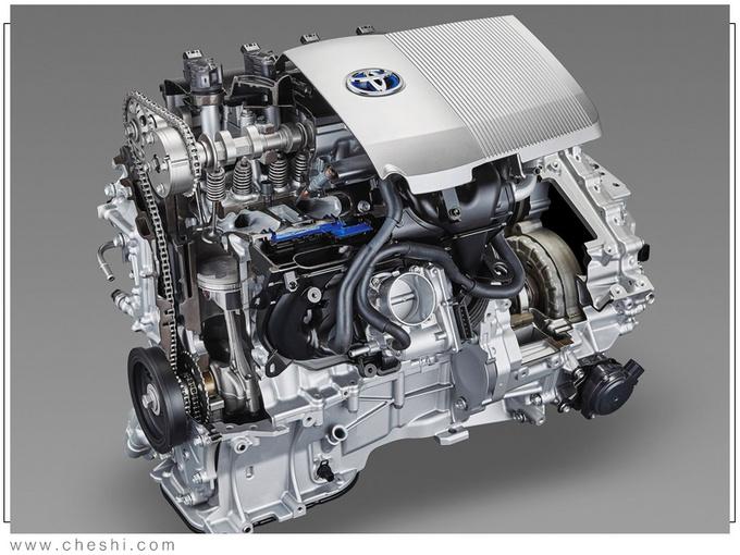 丰田新款C-HR官图曝光搭1.8L引擎/油耗大降-图9