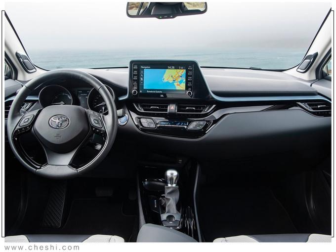 丰田新款C-HR官图曝光搭1.8L引擎/油耗大降-图4