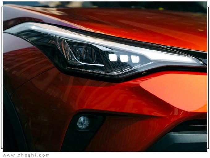 丰田新款C-HR官图曝光搭1.8L引擎/油耗大降-图6