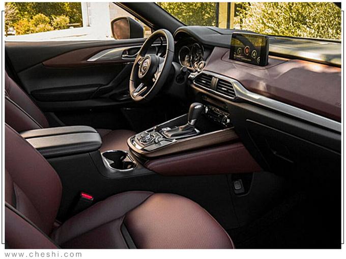 马自达新款CX-9发布 搭2.5T发动机/新增6座车型-图3