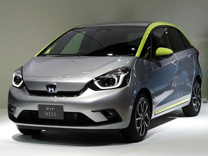 本田全新飞度曝光 安全系数提升/提供多动力车型-图1