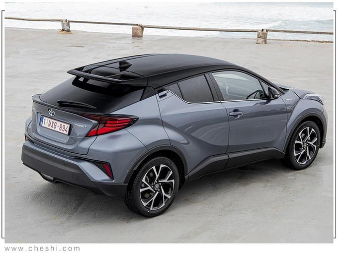 丰田新款C-HR两个月后开售 搭2.0L引擎动力大涨-图5