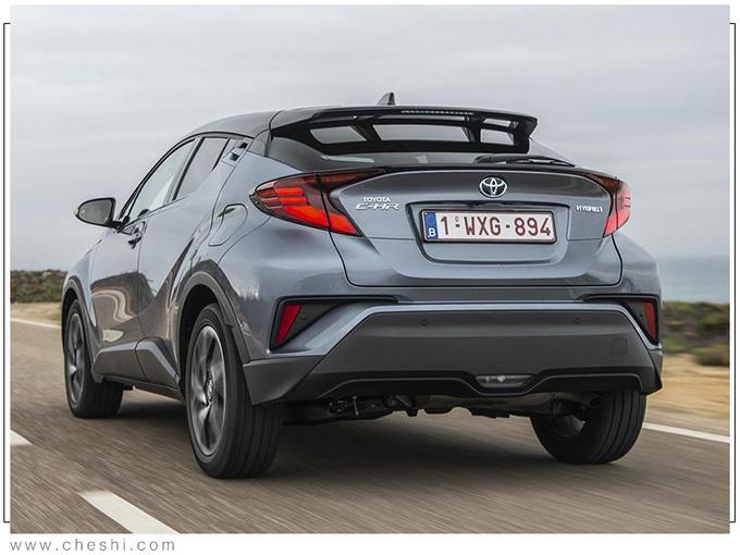丰田新款C-HR两个月后开售 搭2.0L引擎动力大涨-图3