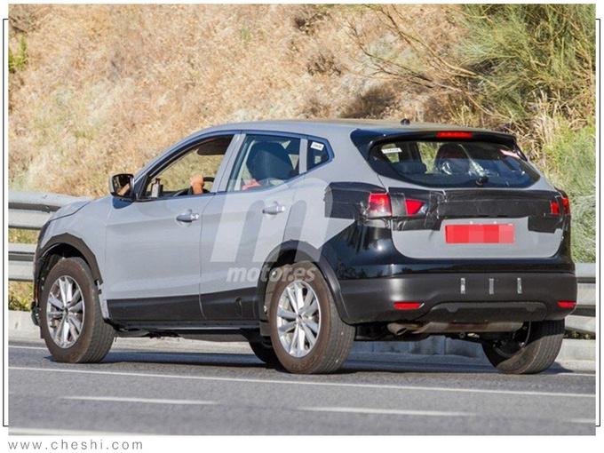 日产新一代逍客渲染图 明年亮相国产搭1.5T引擎-图3