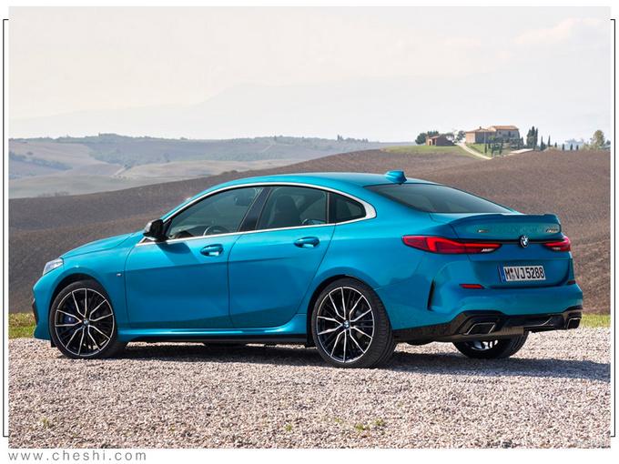 宝马全新2系Gran Coupe售价曝光三个月后开售-图3