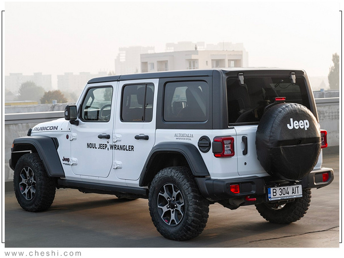 Jeep新款牧马人售价曝光搭2.0T/增轻混技术-图4