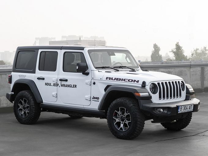 Jeep新款牧马人售价曝光搭2.0T/增轻混技术-图1