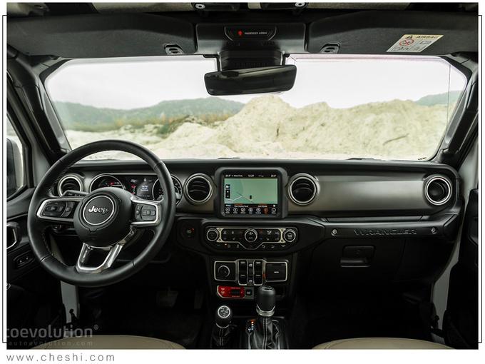 Jeep新款牧马人售价曝光搭2.0T/增轻混技术-图7