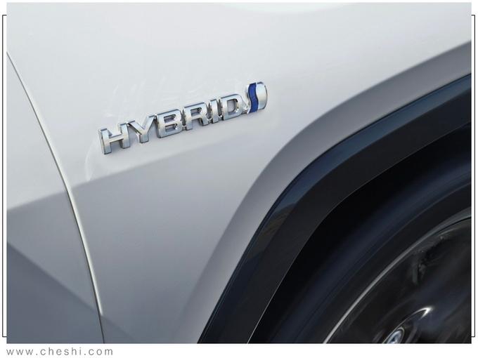 丰田全新RAV4插混版正式投产年内即将开售-图9